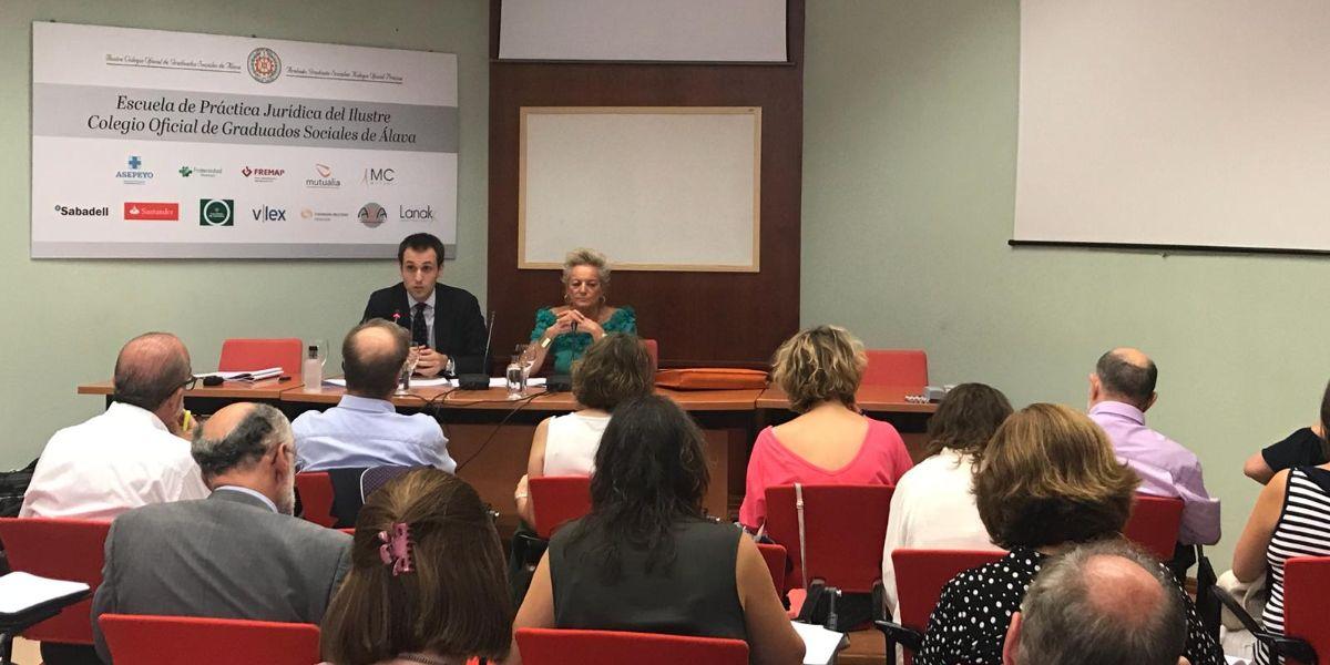 Encuentro formativo Derecho Laboral y Seguridad Social