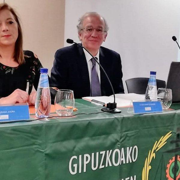 VII Jornadas Laboralistas del Colegio de Graduados Sociales de Gipuzkoa