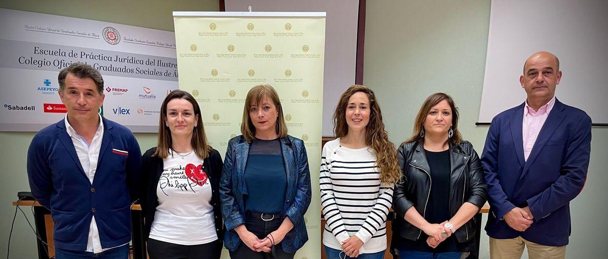 Junta Directiva del Colegio de Graduados Sociales de Álava